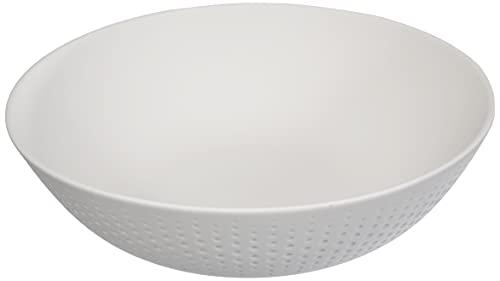 Villeroy & Boch 10-1681-3840 Manufacture Collier Blanc Decorativa, Bonita Fuente de Fruta y decoración, Porcelana Premium, Lavado a Mano