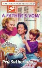 img - for A Father's Vow (Harlequin Superromance , No 807) book / textbook / text book