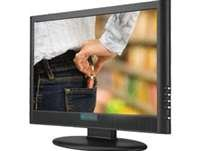 Everfocus EN7519SP 19-Inch LCD Surveillance Monitor for Security Systems