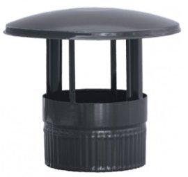 Practic 21024 - Sombrerete diametro 120 para tubo negro