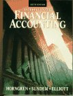 Introduction to Financial Accounting (6th ed) (Prentice Hall Series in Accounting)