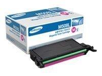 Samsung CLT-M508L - High Yield - magenta - original - toner cartridge - for CLP-620ND, 670N, 670ND *