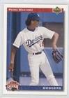Pedro Martinez (Baseball Card) 1992 Upper Deck - [Base] #18