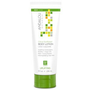 Naturals Body Lotion - Citrus Sunflower Uplifting - Age D...
