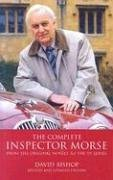 book cover of The Complete Inspector Morse