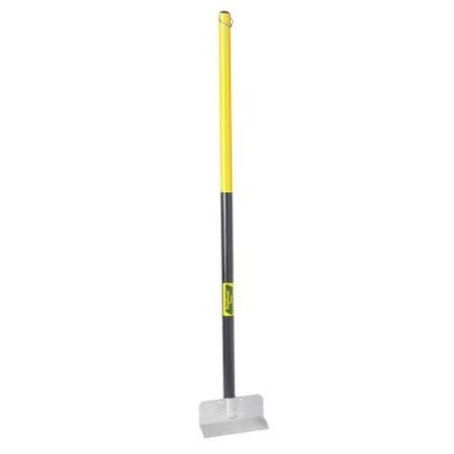 Flexrake 7W Spade with 36-Inch Cherry Stained Wood Handle ()