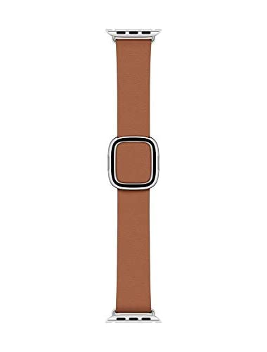 Apple Watch Modern Buckle  40mm  Saddle Brown Large