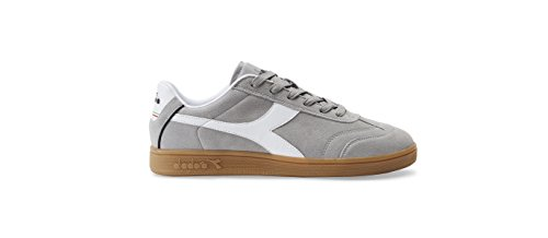 Paloma Kick Grigio Uomo Grigio Diadora Sneaker Z7dwXqff