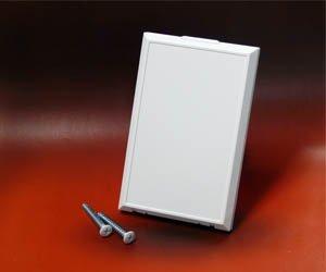 Hayden Inlet Valve with Full Door-White
