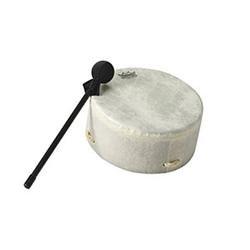 Remo E1-0308-00 Standard Buffalo Drum, 8'' x 3.5'' by Remo