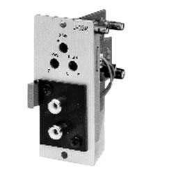 TOA U-03R Stereo Line Input Module w/Dual RCA Jacks