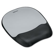 Fellowes Silver Mouse - 6