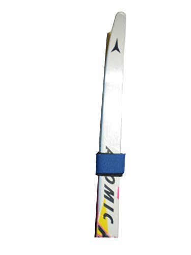 Mt. Sun Gear XC Ski Wraps- Cross Country Ski Straps (Blue)