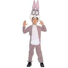 Rubie's Costume Co. Bugs Bunny Cartoon Character Kids Costume Large, -