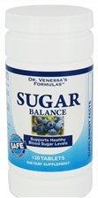 - Dr. Venessa's Formulas Sugar Balance -- 60 Tablets