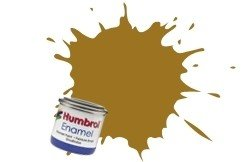 Humbrol 14ml No.1 Tinlet Enamel Paint 253 RLM 83 Dunkel-Grun Matt by Humbrol