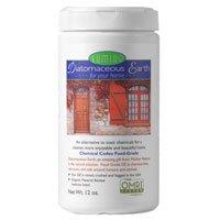 Food Grade Diatomaceous Earth for your Home Shaker Lumino Wellness 12 oz Granule