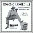 Complete Recorded Works, Vol. 1 (1930-1935)