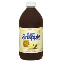 Snapple Diet Lemon Ice Tea 64 Oz (Pack of 8)