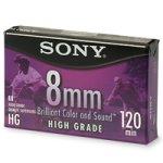 Sony Video Cassette Tape, 8 MM High Grad...
