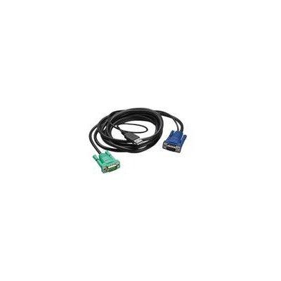 12' LCD KVM USB