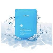Laneige Water Bank Double Gel Soothing Mask 5 Sheets (Laneige Water)