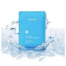 Laneige Water Bank Double Gel Soothing Mask 5 Sheets (Laneige Water Sleeping Pack)