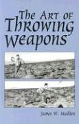 The Art Of Throwing Weapons (Exotic Weapons) Brass Tomahawk