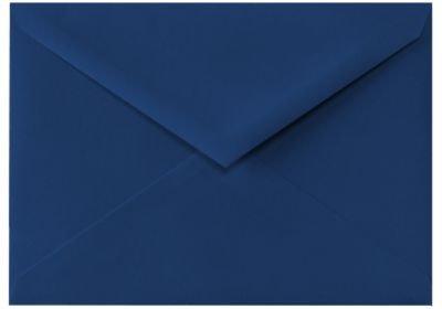 5 1/2 BAR Envelopes (4 3/8 x 5 3/4) - Navy Blue (50 (5.5 Bar Envelopes)