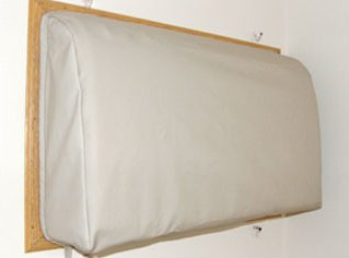 BreezeBlocker Indoor Air Conditioner Cover Specifically Designed : Great  Purchase From Arkad