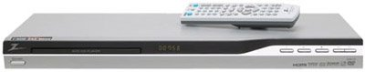 Zenith DVB712 1080i Upconverting DVD Player (Analog Digital Zenith)