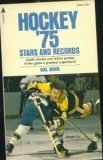 Hockey '75, Stars and Records, Hal Bock, 0515036013