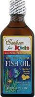 Carlson Labs Carlson for Kids Très Finest liquide huile de poisson, de citron, 200ml