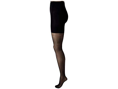 Spanx Nylon Tights - SPANX Women's Luxe Leg Sheer Tights, Very Black, A