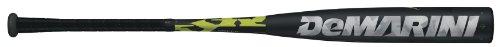 DeMarini CF5 BBCOR Limited Edition Baseball Bat, Black/Black, 34-Inch/31-Ounce