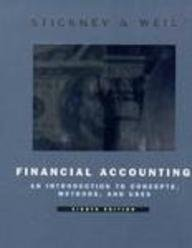 Financial Accounting: An Introduction to Concepts, Methods, and Uses (Dryden Press Series in Accounting)