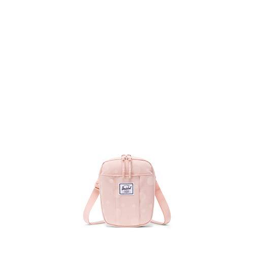 Herschel Cruz Cross Body Bag, Polka Cameo Rose, One Size