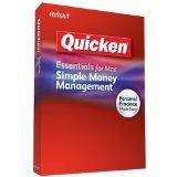 Quicken Essential MAC (Cards Intuit Business)