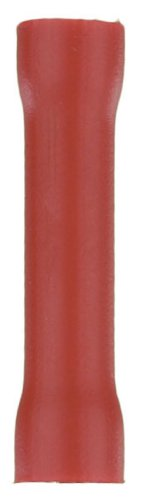 Install Bay RVBC 22/18-Gauge Vinyl Connector, Red (100-Bag)