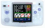 Video Games : NeoGeo Pocket Color - Clear