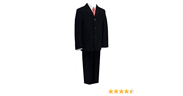Gino Boys Navy Blue Suit Set from Baby to Teens