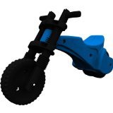 YBIKE Balance Bike, Blue