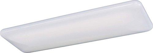 ount Ceiling Light 1008-44-PL Linear Fixture, 4 Light, 128 Watts Fluorescent, White ()