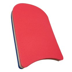 Swim Kickboard, Red/White/Blue Combo by BSN