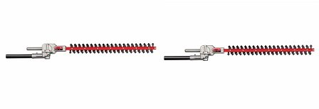 TrimmerPlus AH721 22-Inch Dual Action Hedger Attachment (2-Pack) by Trimmer Plus