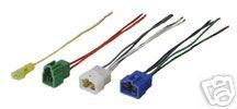 Stereo Wire Harness Mazda 626 86 87 1986 1987 (car radio wiring installation