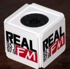 Custom printed cube mic flag by PRC by PRC