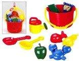 Sandbox - Beach Toy Set