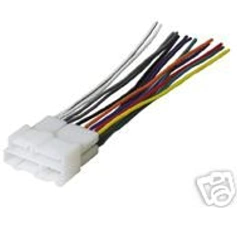 Amazon.com: Stereo Wire Harness Pontiac Grand Prix 96 97 98 99 (car Radio  Wiring installa.: Automotive