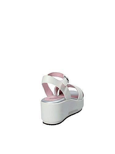 37 Stonefly compensées Sandales Femmes 110332 Blanc HaqT0aXw